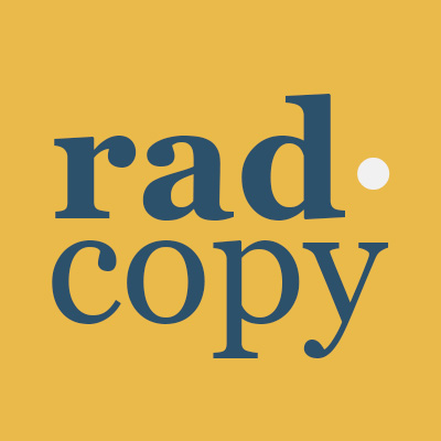 Nikki Spencer - Rad Copy | Freelance Copywriter Portfolio